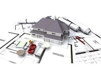 CAD drafting blueprints services
