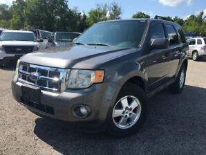 2009 FORD ESCAPE ALL WHEEL DRIVE ***CERTIFIED***