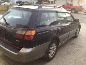 2003 Subaru Legacy Other