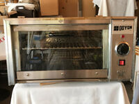 Doyon Jet Air Countertop Electric Convection Pizza Oven