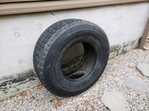 Tractor Tire - Free