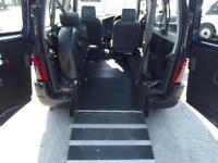 Citroen Berlingo 1.8 Diesel MPV 4 DOOR WITH WHEEL CHAIR RAMP