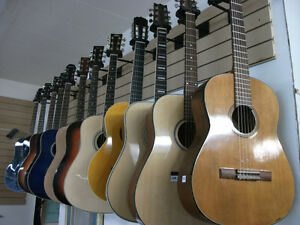 GUITARS - Great deals!!!  Raven Traders