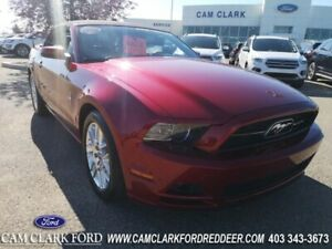 2014 Ford Mustang V6 Premium  | Pony Package | Convertible |