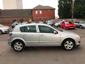 Vauxhall Astra 1.4i Active - 1 Yr MOT, Warranty & AA Cover - FINANCE AVAILABLE