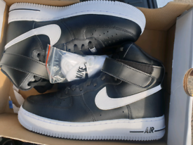 Nike Air Force 1 07 hightop 7 and 8.5