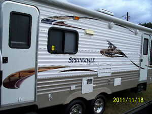 Springdale travel trailer
