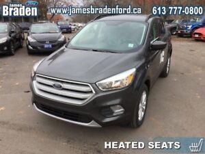 2018 Ford Escape SE  - Heated Seats