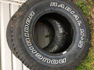 """31"""" roughrider tires"""