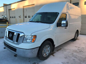 2017 Nissan NV Cargo NV3500 HD V8 with Remote Starter