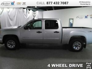 2011 GMC Sierra 1500 SLE  - OnStar -  Power Windows - $220.42 B/