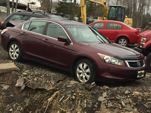 2008 HONDA ACCORD 4CYL 4 DOOR AUTO LOADED 5500$.@902-293-6969.