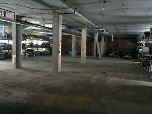 5600 Sq ft Commercial Space Shop/ Construction/ Anything