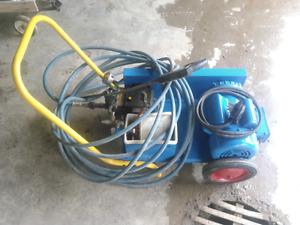 Epps pressure washer