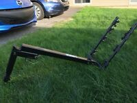 NICE THULE BIKE RACK FOR CHEAP
