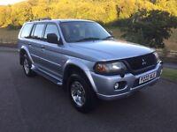 2003 Mitsubishi Shogun Sport 3.0 V6 Elegance 5dr Automatic