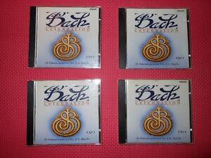 Bach Celebration ( set of 4 Cd s)
