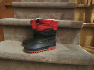 winter boots kids  -size 13