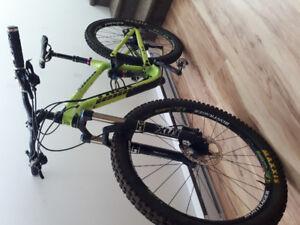 Vélo de montagne Trek Fuel EX 9.8 (2015) carbonne