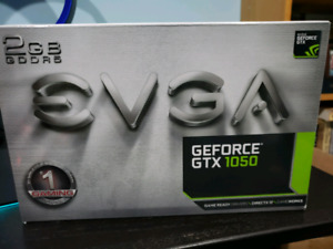 EVGA GTX 1050 - used for 3 months