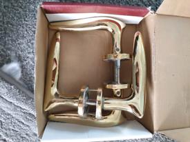 2 pair door handles