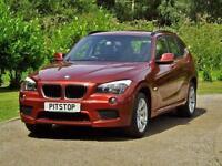 BMW X1 Xdrive20d 2.0 M Sport 5dr DIESEL AUTOMATIC 2012/12