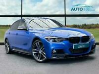 2017 BMW 3 Series 3.0 335d M Sport Shadow Edition Auto xDrive (s/s) 4dr