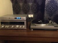 Sansui/Cambridge/Technics system