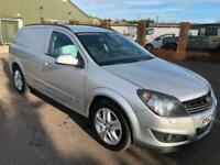 2012 Vauxhall Astravan Sportive 1.7 CDTi 110ps Van FSH 2 OWNERS CAR DERIVED VAN