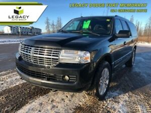 2012 Lincoln Navigator L- CAMERA, NAV, LEATHER, LUXURY MUST SEE!