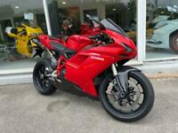 DUCATI 1098, TERMI EXHAUSTS, CARBON EXTRAS, IMMACULATE APPRECIATING EXAMPLE!