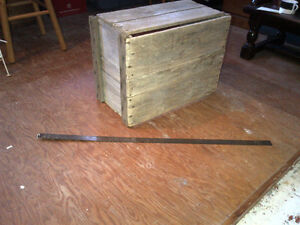 Crates and boxes, vintage and antique Kawartha Lakes Peterborough Area image 6