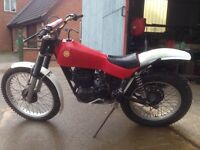 Montesa 350 twin shock trials bike