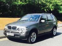 2006 BMW X5 3.0d auto Sport diesel not x3 range rover