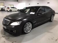 Brabus S800 Rocket -W221 Shape - Scroll Down For Video & Full pics