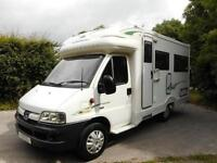 Autocruise Starspirit 2004 2 Berth Rear U - Shape Lounge Motorhome For Sale