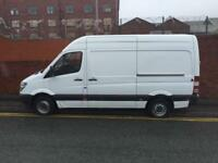 09/59 Mercedes-Benz Sprinter 313CDI MWB 1 COMPANY OWNER MAINTAINED REGUARDLESS