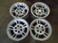 15 inch dodge dakota rims