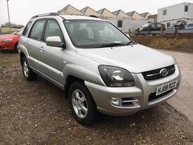 Kia Sportage 2.0CRDi 4WD XE **Finance from £127.68 a month**