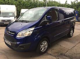 Ford Transit Custom 2.2TDCi ( 125PS ) 270 L1H1 Limited