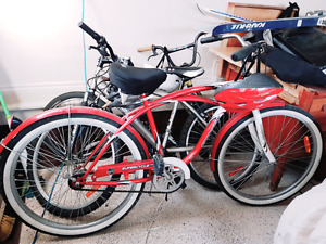 3 BIKES for Summer comes with bike helmet each(Open for Offers)