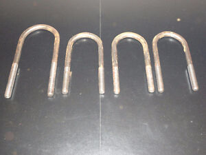 73-87 Chevy/Gmc 4x4 full size truck differential U bolts