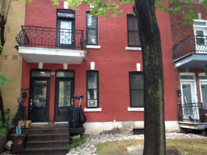 NDG, LOWER DUPLEX 5-1/2 APARTMENT FOR RENT