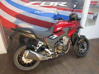 Honda CB500X 6.9% PCP FINANCE