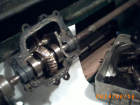 Home machinist to machine  a small beveled brass gear