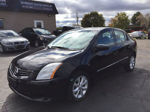 2011 Nissan Sentra 2.0 S ONLY 56,000 KM !!!!!