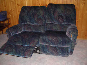 Causeuse inclinable Elran / Loveseat