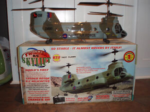 Twister R/C Skylift Helicopter
