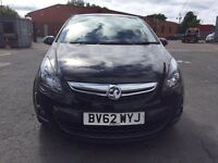 Vauxhall Corsa SXi 2012 good condition low malige