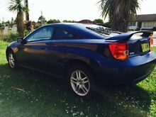 Toyota Celica 2002 for sale Canley Heights Fairfield Area Preview
